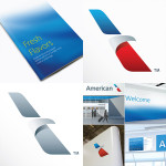 AA American Airlines new design