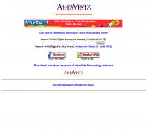 AltaVista.com – 1996