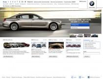 BMW.de Homepage bis 12/2012