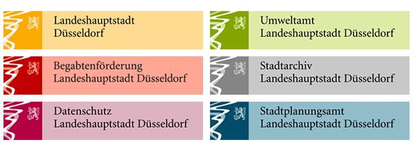 Logo der Stadtverwaltung Düsseldorf
