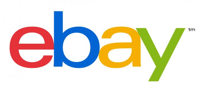 eBay erhält ein neues Logo
