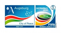 Host City Logo Augsburg – FIFA WM 2011