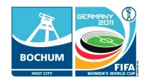 Host City Logo Bochum – FIFA WM 2011