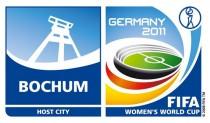 Host City Logo Bochum (mit Verlauf) – FIFA WM 2011