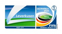 Host City Logo Leverkusen – FIFA WM 2011