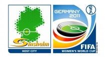 Host City Logo Sinsheim – FIFA WM 2011