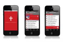 Dänische Volkskirche (Folkekirken) – App