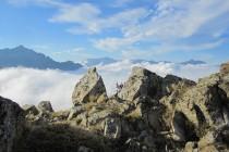 Felsformationen unweit von Vizzavona – GR 20