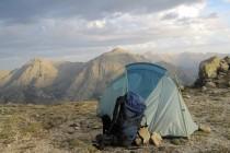Übernachtung auf etwa 2.000m  | Punta del' Oriente – GR 20