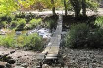 Hängebrücke – GR 20