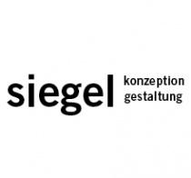 siegel konzeption   gestaltung