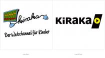 KiRaKa Logo – vorher und nachher
