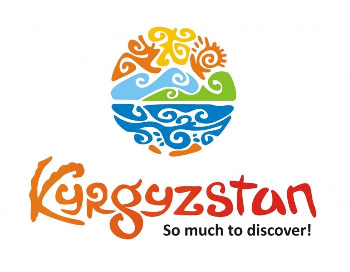 Kirgisistan bekommt ein Tourismuslogo