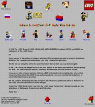 Lego.com – 1996
