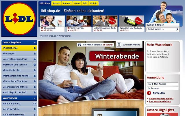 Lidl.de bis 02/2011