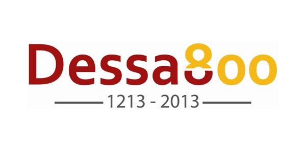 Logo 800 Jahre Dessau