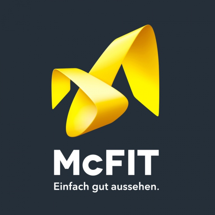 McFit mit neuem Corporate Design