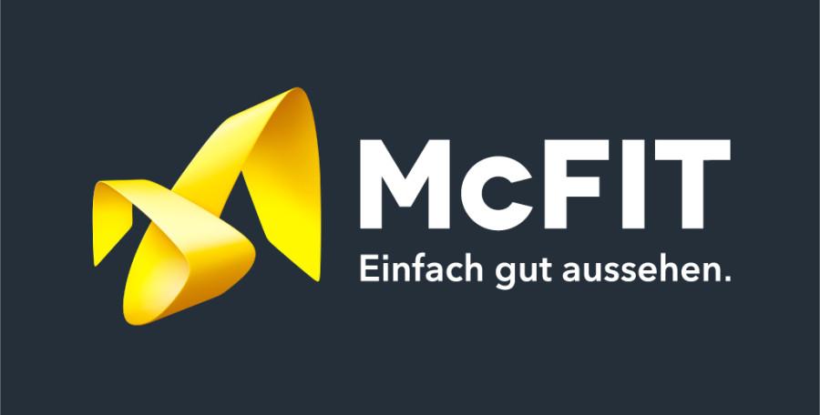 McFIT Logo – quer