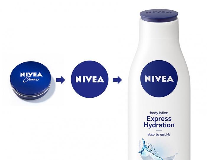 Weltweit neues Design für NIVEA