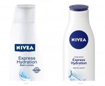 NIVEA Verpackungsdesign – vorher und nachher
