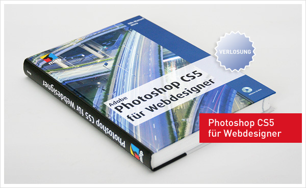 Adobe Photoshop CS5 für Webdesigner
