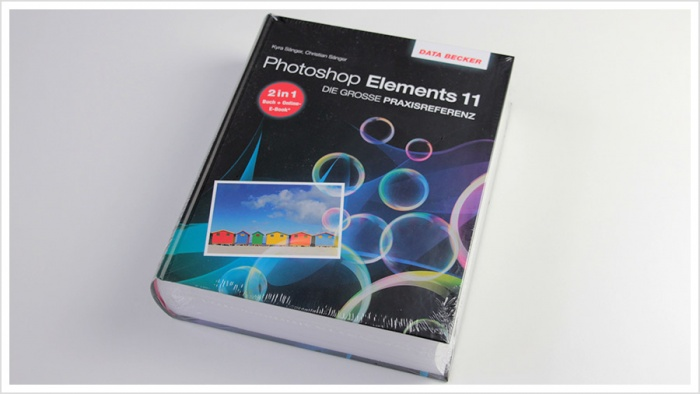 Praxisreferenz zu Photoshop Elements 11 (Verlosung)