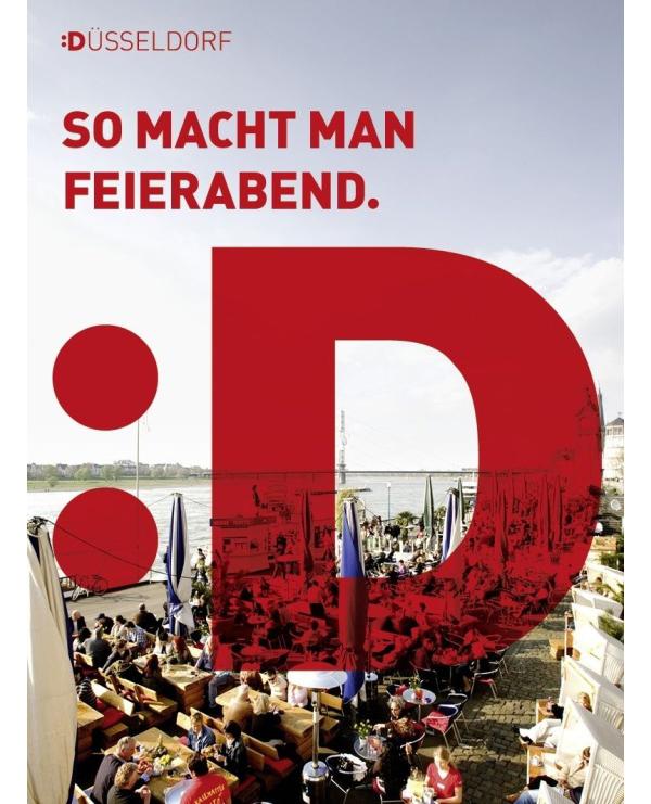 Plakat Düsseldorf :D