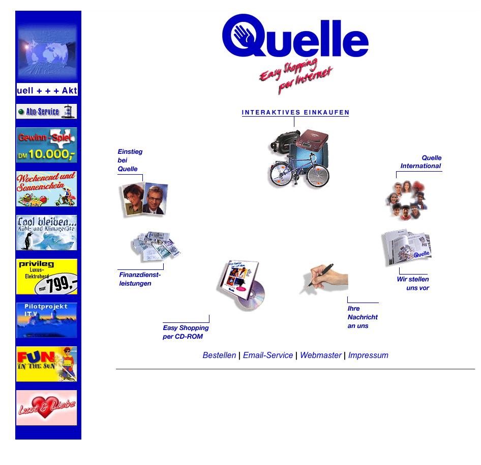 Quelle.de – 1997