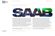 SAAB Cars – Website