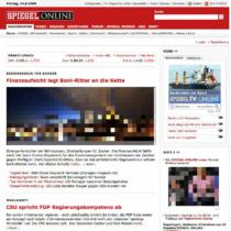 Spiegel.de bis 08/2009
