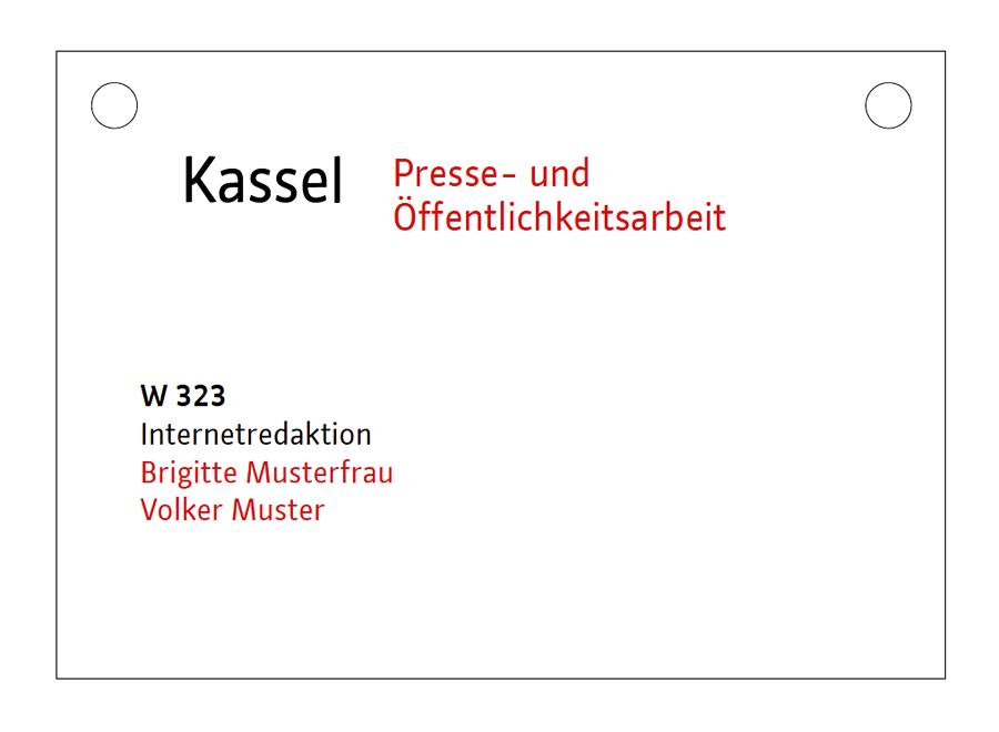Stadt Kassel Logo