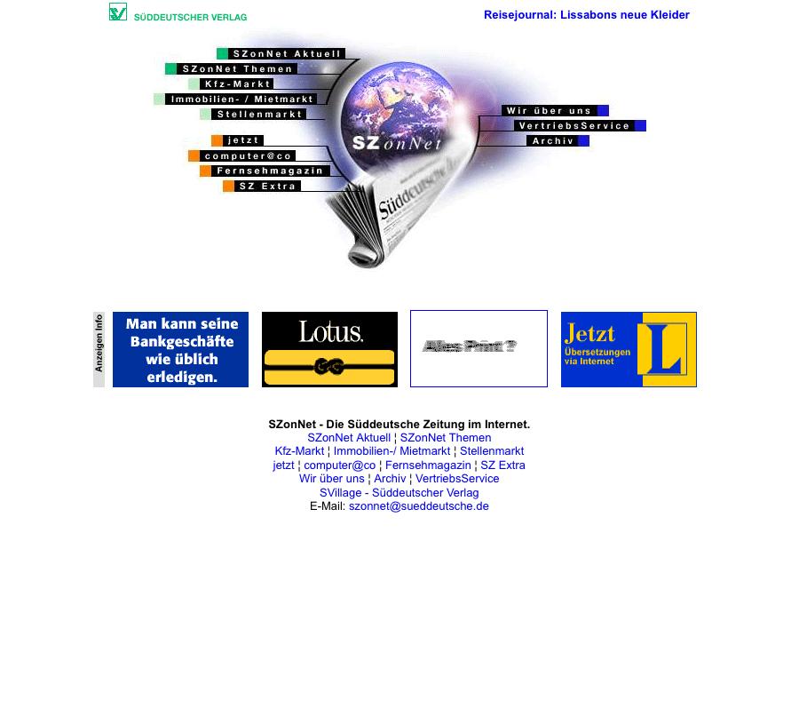 Sueddeutsche.de – 1997