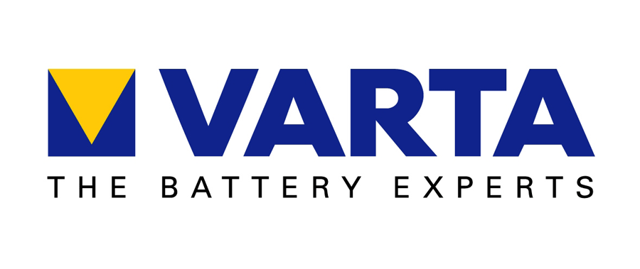 VARTA-Logo – Microbattery GmbH-logo