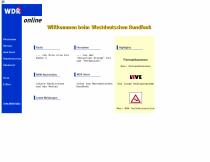 WDR.de – 1996