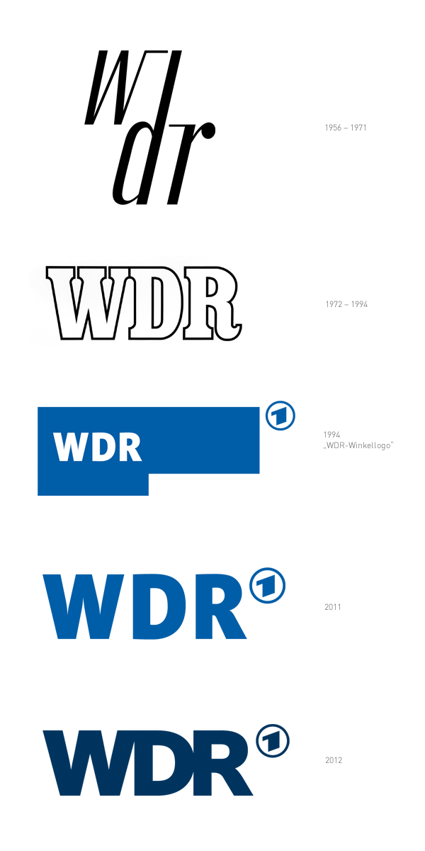 WDR Logohistorie