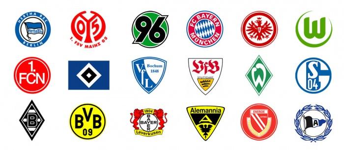Bundesliga Vereine