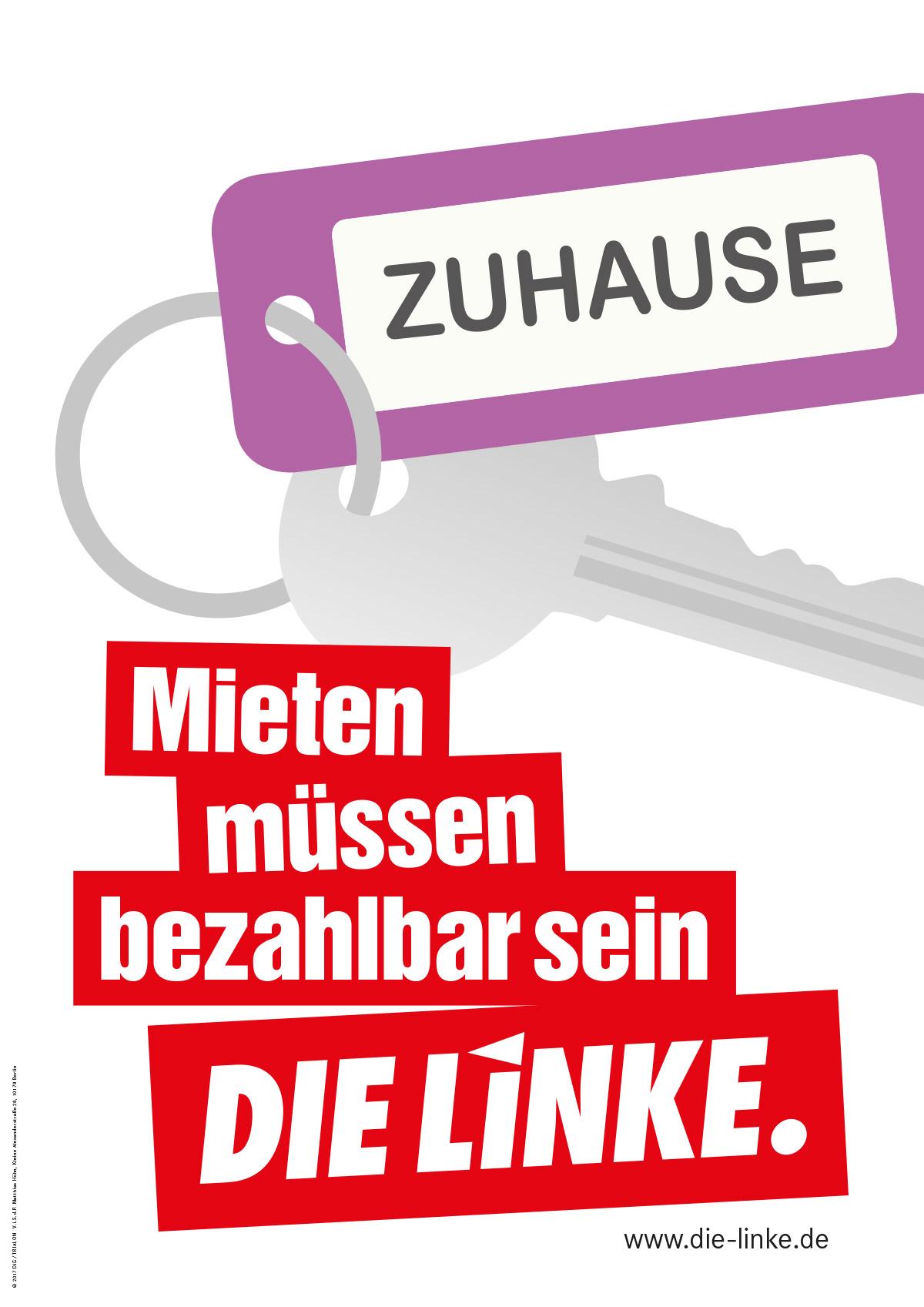 Linke Bundestagswahl
