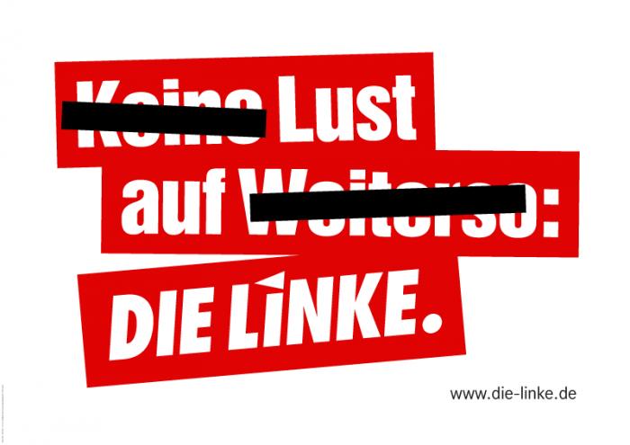 Die Linke Bundestagswahl