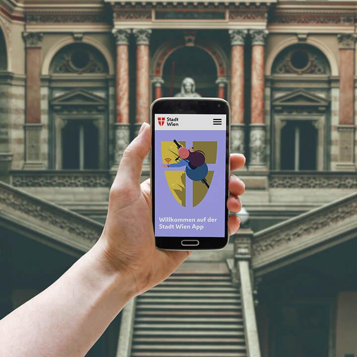 Wien App