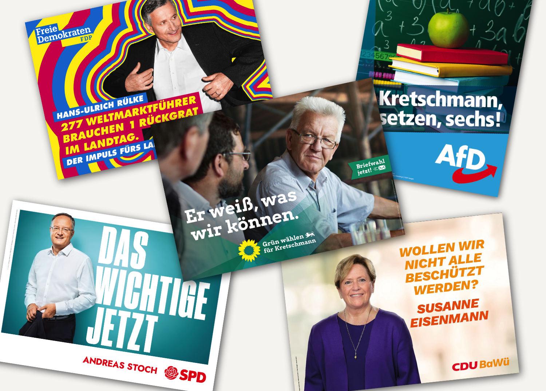 Landtagswahlen Baden Württemberg