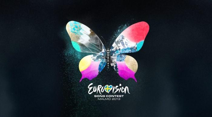 Motto-Logo des ESC 2013 – Butterfly, Schmetterling