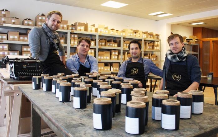 Pfeffersack & Soehne | von links nach rechts: Christian Ganser, Raphael Fritz, Stefan Ternes, Thomas Winkler Bild: RZ